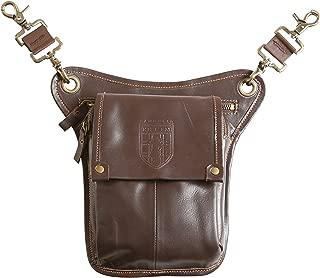 Damn Near Kilt 'Em Premium Leather Sporran Kilt Accessory
