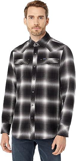 3301 Slim Shirt Long Sleeve