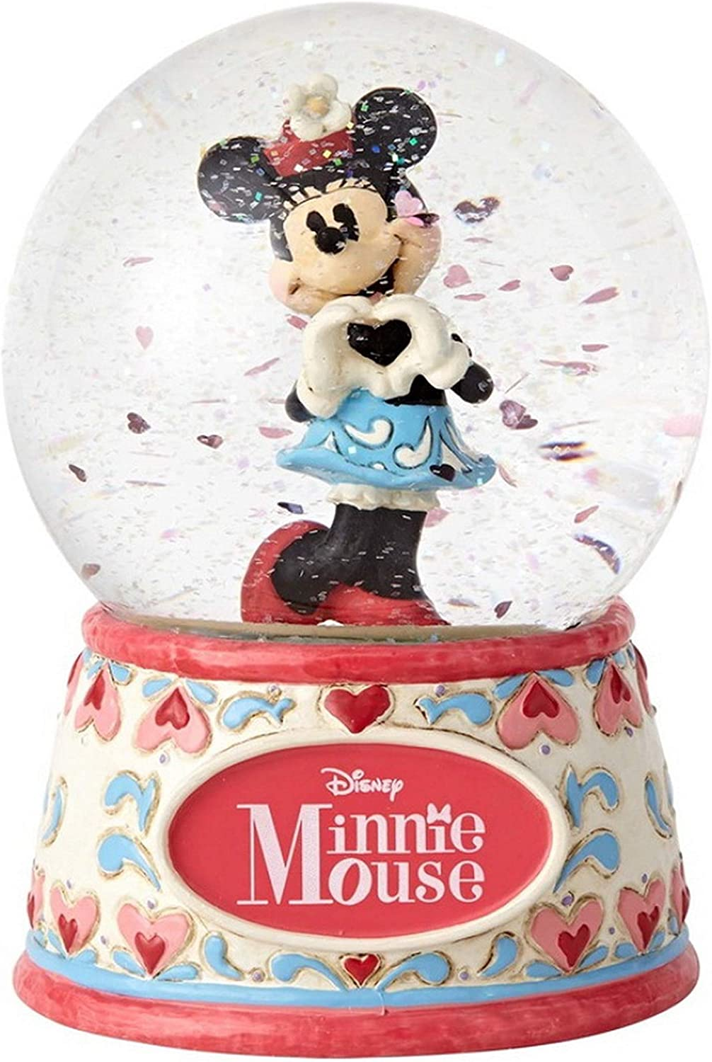 Enesco Disney Traditions Sweetheart Water Max 78% OFF Minnie Globe Indefinitely