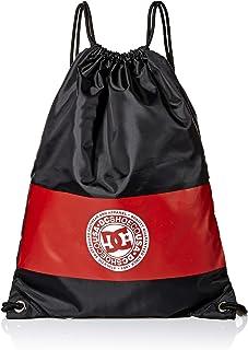 DC Shoes Men's Cincho Drawstring Bag Black