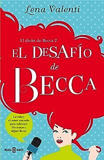 El desafío de Becca (El diván de Becca 2