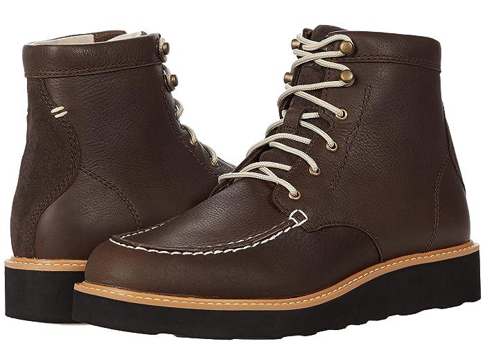 Vintage Winter Retro Boots – Snow, Rain, Cold Kodiak Scotia Mocc Vamp Wedge $170.00 AT vintagedancer.com