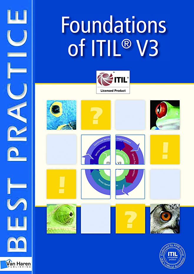 引数インサートどちらかFoundations of ITIL V3 (Best Practice IT Management)