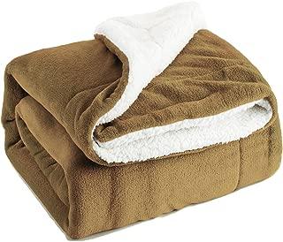 essential home fleece blanket