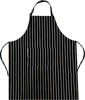 Best black and white apron Reviews