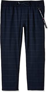 Tommy Jeans Men's TJM SCANTON CHECKED TRACK Pants