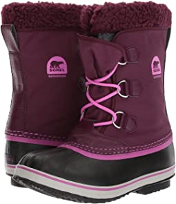 SOREL Kids Yoot Pac Nylon (Little Kid/Big Kid)