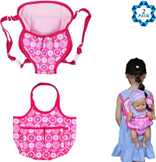 Best baby doll sling pattern Reviews