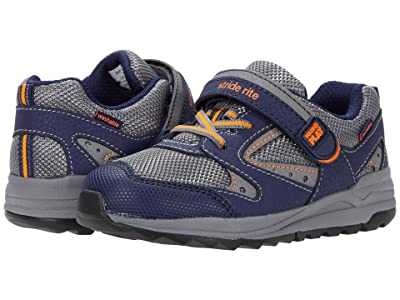 Stride Rite M2P Xander (Toddler) (Navy) Boys Shoes