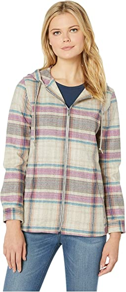 Tan/Bright Multi Plaid
