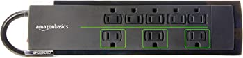 AmazonBasics 12-Foot 8-Outlet Power Strip Surge Protector