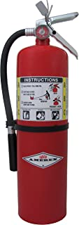 10lb ABC Dry Chemical Class A:B:C Fire Extinguisher