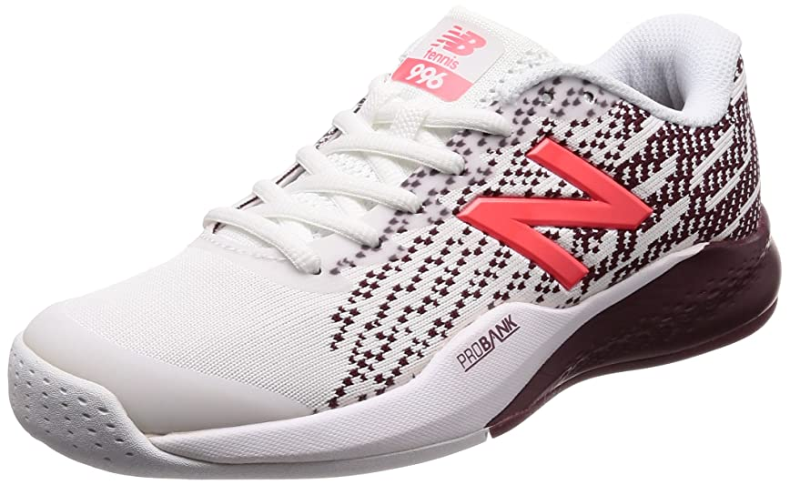 ブラケット書士ストロー[ニューバランス] テニスシューズ WCO996(旧モデル) レディース