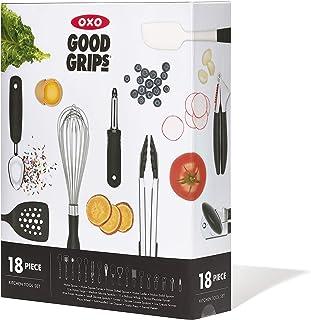 OXO Good Grips Everyday Kitchen Tool Set 18-Piece 11259200FG