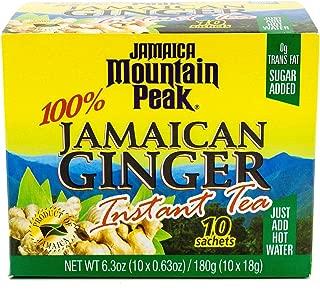 Best jamaican mountain peak ginger instant tea Reviews