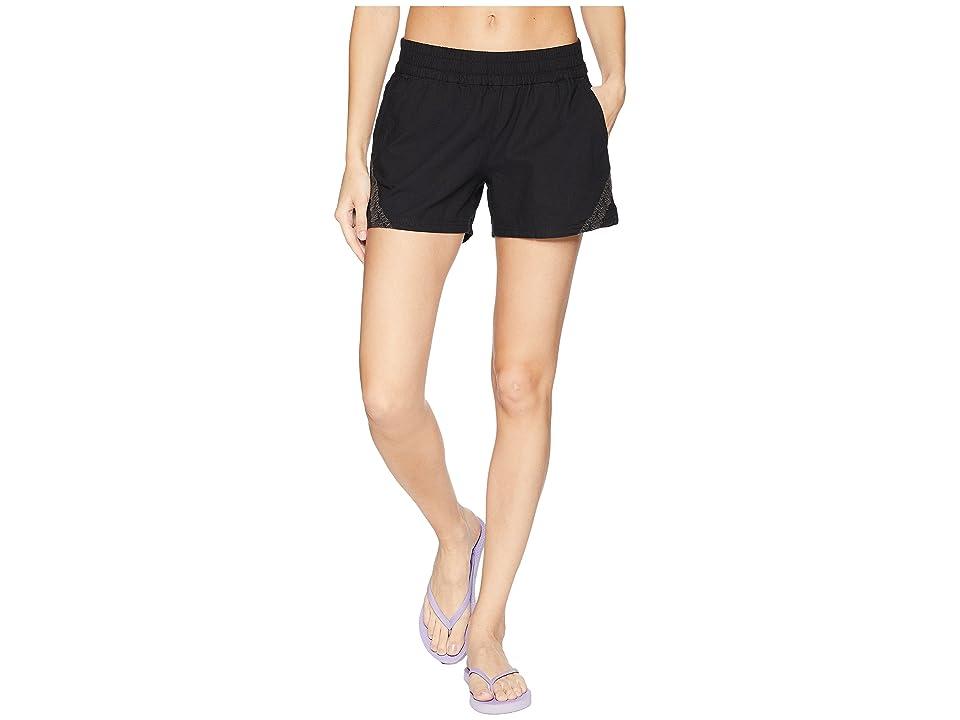Prana Hermione Shorts (Black) Women
