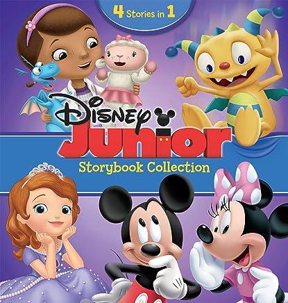 Disney Junior Storybook Collection: 4 Stories in 1! (Disney Storybook (eBook)) (English Edition)