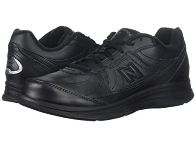 New Balance MW577 (Black/Black) Men