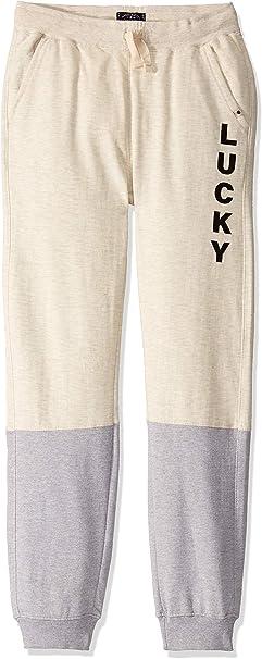 Lucky Brand Boys Fleece Jogger Pants