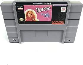 super nintendo barbie game