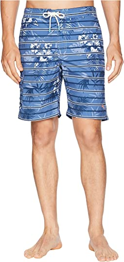 Baja Satillo Stripe Swim Trunk