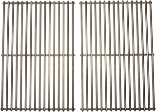 """Contemporary Home Living 2pc Stainless Steel Wire Cooking Grid for Broil King and Sterling Gas Grills 25.75"""""""