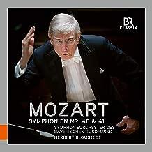 Mozart: Symphonies Nos. 40 & 41