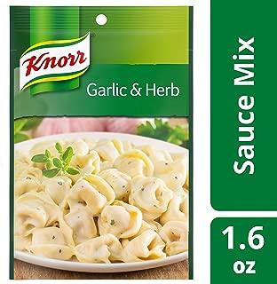 Knorr Pasta Sauce Mix, Garlic Herb, 1.6 oz, Pack of 24
