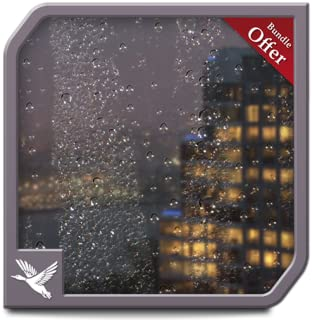 Rainy CityView HD - Romantic Rainfall Wallpaper for Fire TV & Kindle Devices