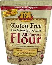 Premium Gold Gluten Free Flax & Ancient Grains All Purpose Flour, 5 Pound