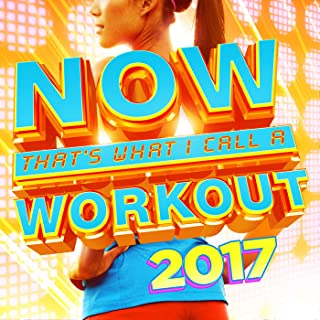 NOW That's What I Call A Workout 2017