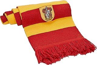 Cinereplicas - Harry Potter - Bufanda - Licencia Oficial - Casa Gryffindor - 190 cm - Rojo y Negro
