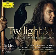 twilight of the gods wagner opera