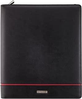 Day Runner 2070399 Deco Refillable Planner, 8 1/2 x 11, Black
