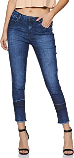 Sugr by Unlimited Women's Skinny Fit Jeans