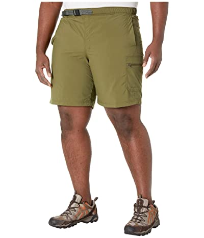 Columbia Big and Tall Palmerston Peaktm Shorts (New Olive) Men