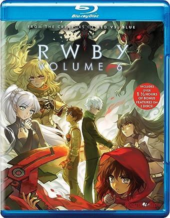 RWBY: Volume 6 [Blu-ray]