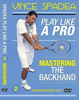 tennis backhand for beginners