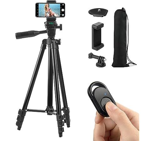 Hitchy Handy Stativ Kamera Stativ 51 Zoll 130cm Kamera