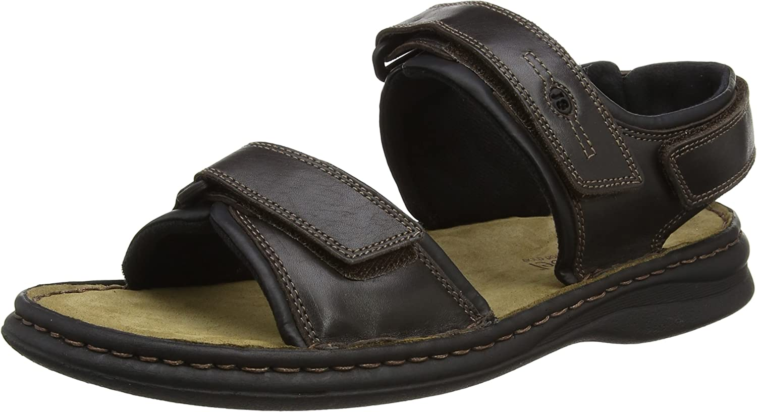 Josef Seibel Men's Rafe Open Toe Sandals