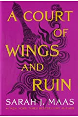 A Court of Wings and Ruin (A Court of Thorns and Roses Book 3) Kindle Edition