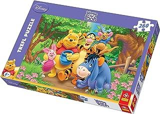 Trefl Puzzle Among Friends Disney Winnie The Pooh (260 Pieces)
