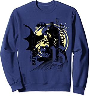 US DC Batman Fashion Obey 01 - Colour Sweatshirt