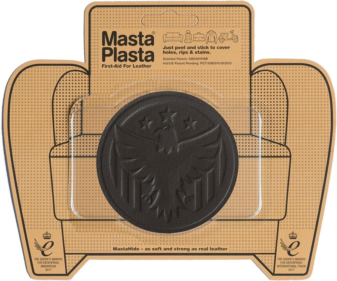 Ranking TOP15 MastaPlasta Self-Adhesive Repair Patch Eagle 8cmx8cm Dark 55% OFF Brown