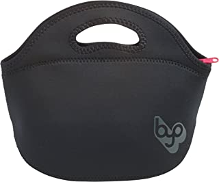 BYO by BUILT NY Rambler Neoprene Lunch Bag, Black