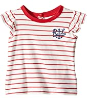 Ralph Lauren Baby - Jersey Anchor Tee (Infant)