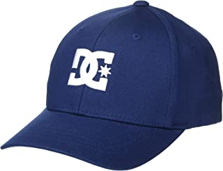 DC Apparel - Kids Big Cap Star 2 BOY HAT, black Iris, One Size
