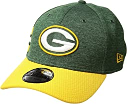 39Thirty Official Sideline Home Stretch Fit - Green Bay Packers