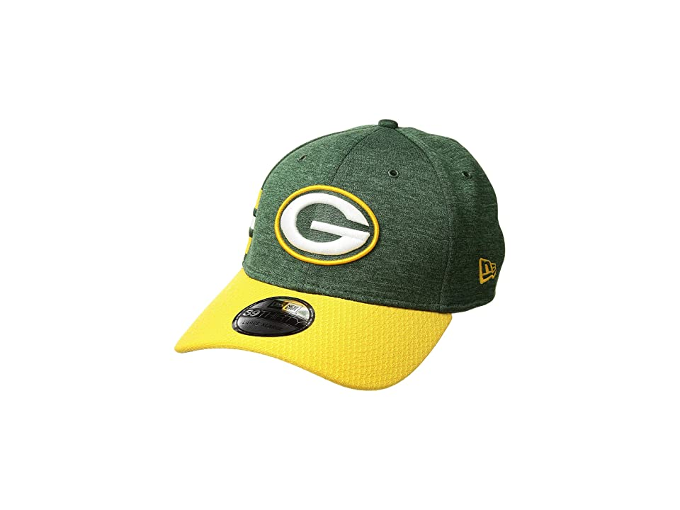 New Era - New Era 39Thirty Official Sideline Home Stretch Fit - Green Bay Packers