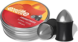 Haendler & Natermann H&N Excite Prometheus Lead-Free Airgun Pellets, Environmentally Friendly, Lightweight and Accurate for Plinking.22 Caliber / 9 Grains (200 Count)